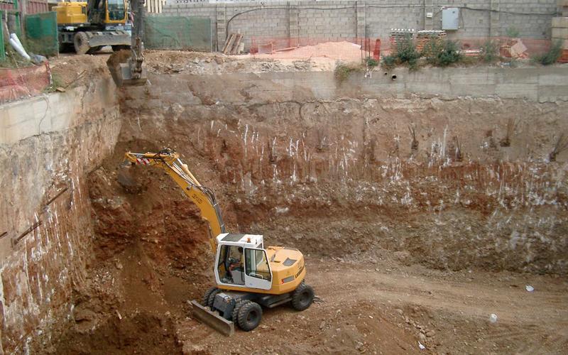seguro de responsabilidad civil de maquinaria y excavaciones