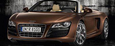 Audi R8Spyder segurosnataliaplaza.com