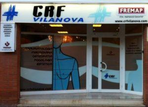 Centre de Reforç Funcional Vilanova - Fisioterapeutes Colegiats