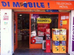 Tienda moviles Dimobile Roquetes (David Morales)