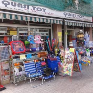 Quasi tot a Cent - Cal Jordi - Tienda multiprecio en vilanova i la geltru todo a cien