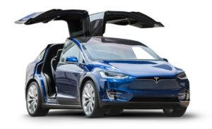 Asegurar Tesla X seguros coches de lujo