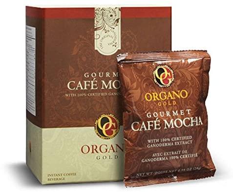 Cafe Organo Gold Gourmet Mocha