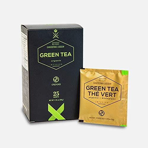 green tea organo