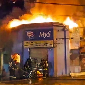 seguro incendio tienda
